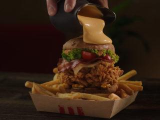 KFC – Dream Burger – reklama